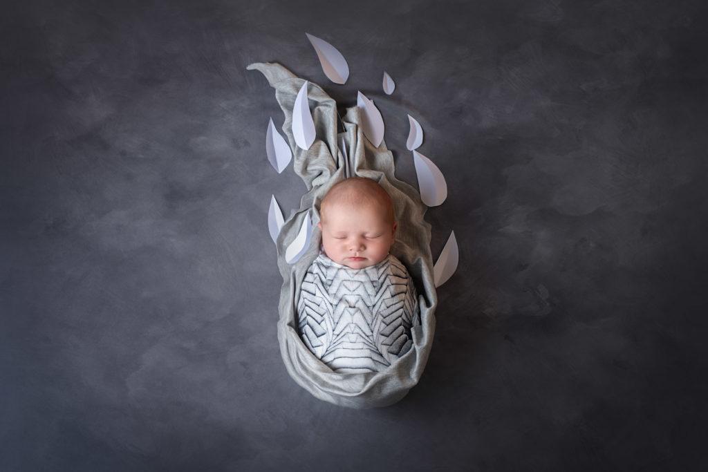 baby shoot photo